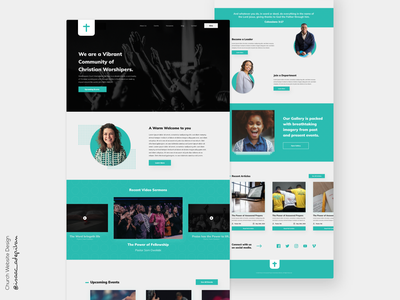 Church Website minimalism minimalist website new uiux ui deisgn webapp design webapplication web design minimal ui design design