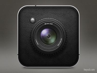 Camera icon v2