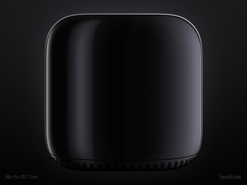 Mac Pro icon icon david im photoshop apple ios iphone heysd mac pro dont steal