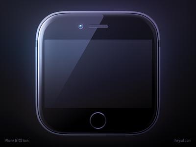 Iphone 6 icon icon david im photoshop apple ios iphone heysd iphone 6 dont steal