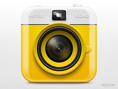 Plastic Camera icon