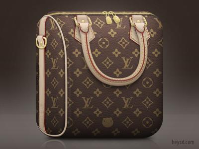 Louis Vuitton Speedy 25 Bag icon