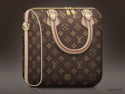 Louis Vuitton Speedy 25 Bag icon apple icon ios iphone mobile photoshop retina hd david im handbag louis vuitton speedy heysd bandouliere canvas monogram canvas