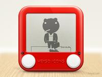 Etch A Sketch icon