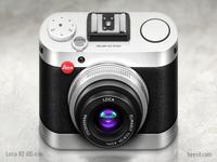 Leica X2 iOS Camera icon