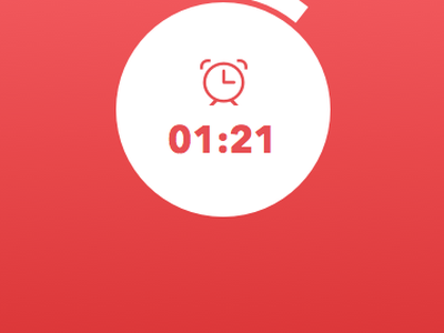 Recipe app feature concept (GIF) ios cooking recipe timer interaction app mobile origami sketch