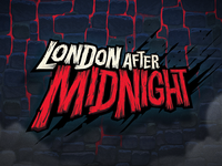 London after Midnight - Logo/Lettering