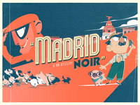 Madrid Noir - Logo