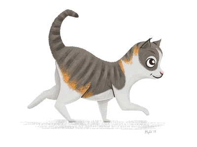 Cali-Tabby —  Kitty-Cat 3 of 3