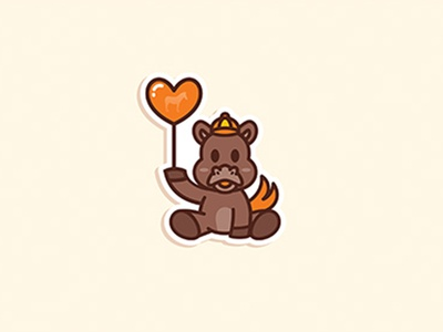 Playoff Dribbble Giving Love