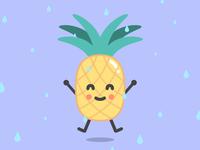 Pineapple boy