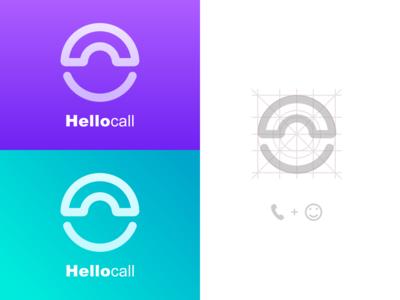 Hellocall LOGO