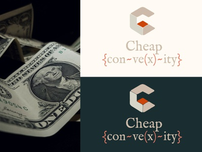 Cheap Convexity brand identity brand corporate identity logo design branding