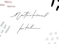 Nutritional Kitchen Logo