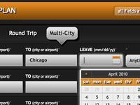 Multi-City Flight Plan