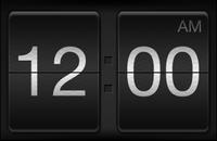 Flip Clock - Take 1