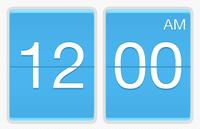 Lighter Clock