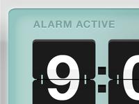 Alarm Active
