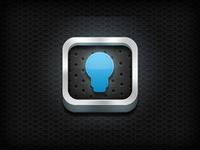 Idea Bucket Icon (Revision A)