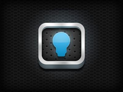 Idea Bucket Icon (Revision A) idea bucket icon revision steel ios