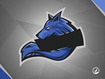 Mascot Logo 2020 / Wolf aggressive vector gregorsart animal gaming sports mascot esports branding logo