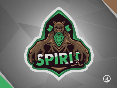 Mascot Logo 2020 / Spirit design gaming vector esport gregorsart mascot esports branding logo