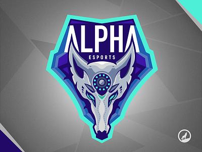 Mascot Logo 2020 / Greyhound vector design sport mascot esport sports gaming gregorsart esports branding logo