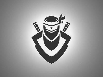 Ninja Dude design branding logo mascot esport sports esports