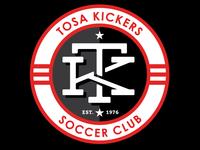 Tosa Kickers Badge