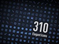 Elegant Icons - FREE