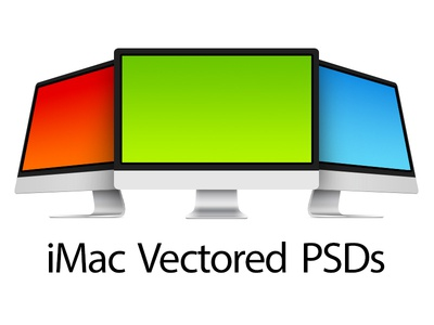FREE iMac Templates