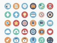 All 246 icons