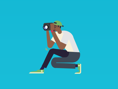 Design characters illustration airtasker