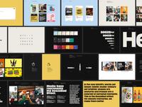 BoozeBud  · Styleguide tv illustration app icon icons illustration art brand identity styleguide