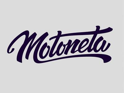 Motoneta Rebranding