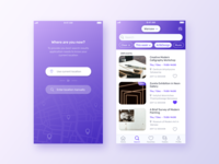 Event Management App Concept