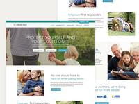 Medicalert.ord redesign