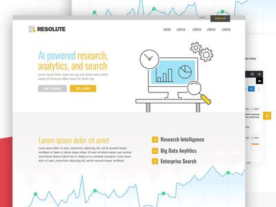 Website ui website design