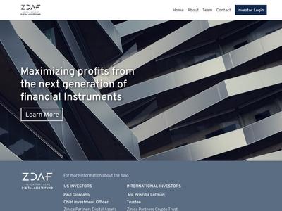 Digital Assets Hedge Fund digital assets crypto