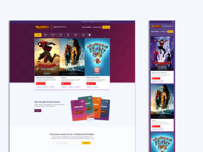 Reimagining a Small Theater website theater design movies theater