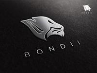 Bondii - part 1: main logo design