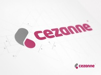 Corporate Logo for Cezanne