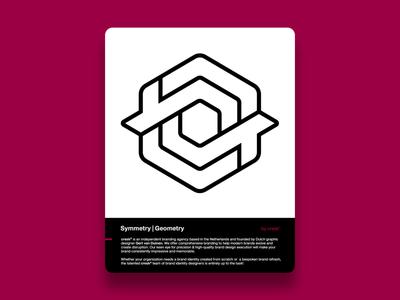 Geomark (No.2110) huībiāo shèjì shī 徽標設計師 商标 logotipo brand identity designer brand designer logo designer logo design brand mark geomarks geomark geometry
