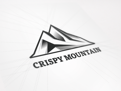 New Logo Design for Crispy Mountain