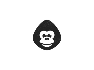 Nimmio (2) face head illustration custom logo design monkey animal symbol designer branding identity identity designer brandmark mark logo designer logo design logo
