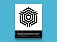 Geomark hexagon icon symbol geometry custom logo design icon designer symbol designer branding identity identity designer brandmark mark logo designer logo design logo