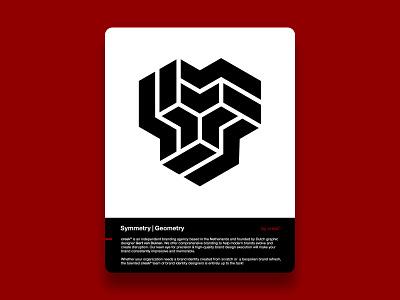 Geomark gert van duinen cresk geometry custom logo design geomark icon designer symbol designer branding identity identity designer brandmark mark logo designer logo design logo