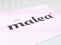 Malea Wordmark Concept