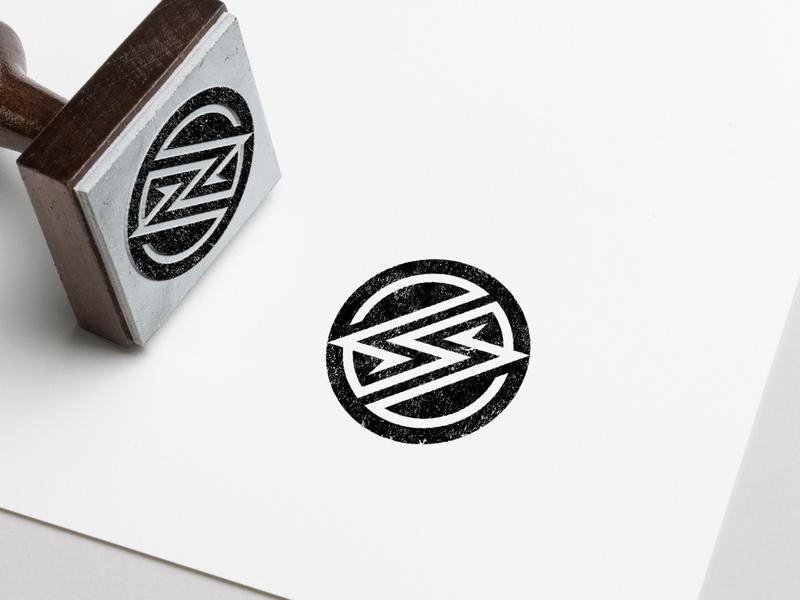S Mark lettering letter monogram stamp custom logo design typography symbol designer branding identity identity designer brandmark mark logo designer logo design logo
