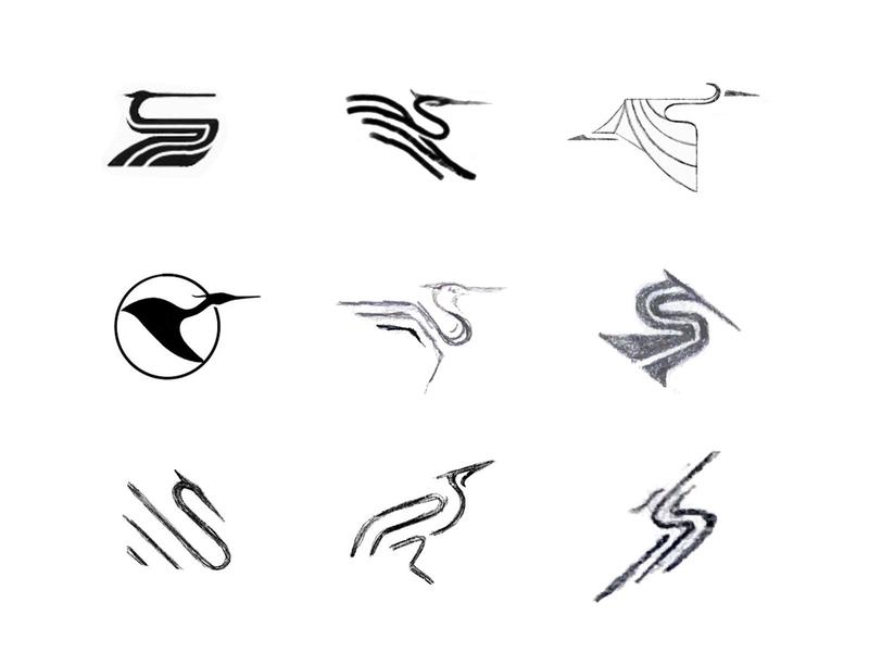 Heron (3) animal logo sketch process sketches heron animal custom logo design symbol designer branding identity identity designer brandmark mark logo designer logo design logo